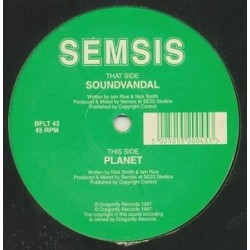 Semsis – Soundvandal / Planet