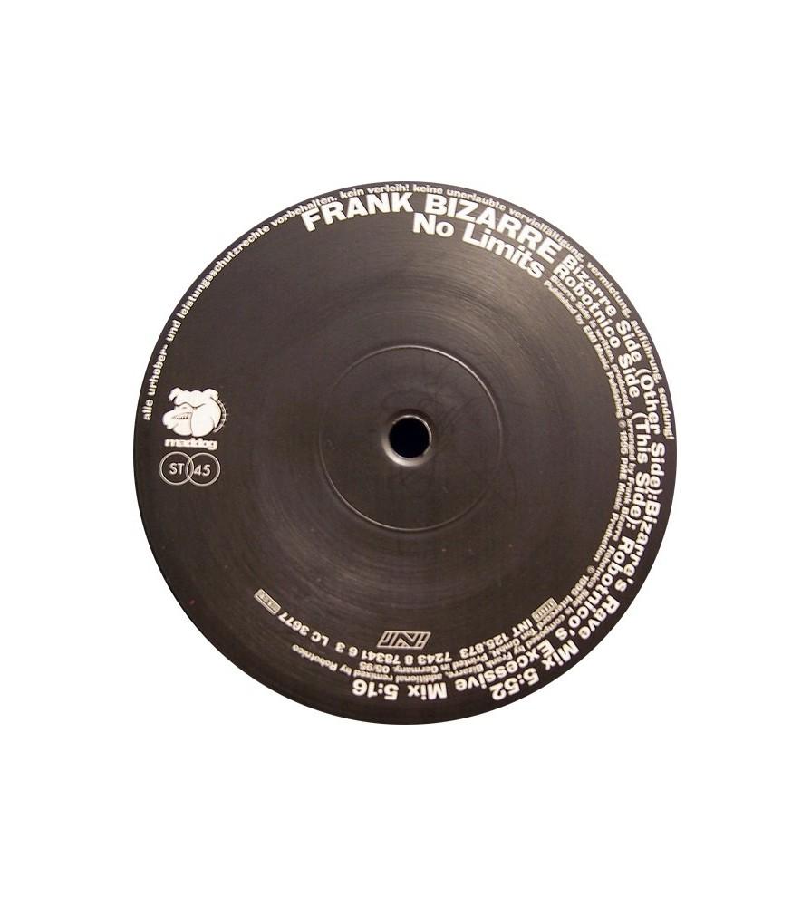 Frank Bizarre – No Limits