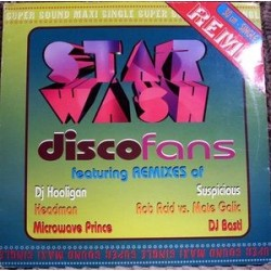 Star Wash ‎– Disco Fans (The Remixes)