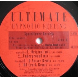 Ultimate ‎– Hypnotic Feeling