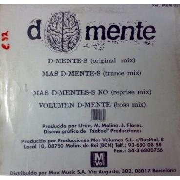 D-Mente – D-Mente