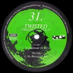 Twisted ‎– Twisted Minds EP
