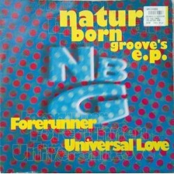 Natural Born Grooves ‎– Natural Born Groove's EP