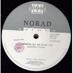 Norad ‎– Sending All My Love (DFC RECORDS)