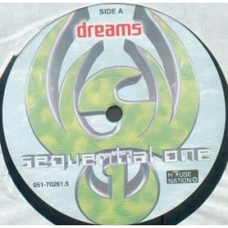 Sequential One ‎– Dreams (HOUSE NATION)