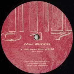 Mac Zimms ‎– Back By Club Demand / All Over The World