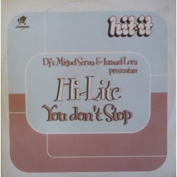 Hi-Lite - You Don't Stop (VIRTUAL RECORDS)