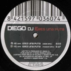 Diego DJ - Eres Una Puta
