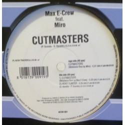 Max E-Crew Featuring Miro – Cutmasters