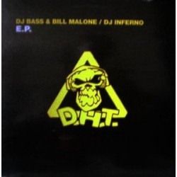 DJ Bass & Bill Malone / DJ Inferno ‎– EP