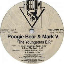 Poogie Bear & Mark V ‎– The Youngsters EP