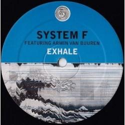 System F Featuring Armin van Buuren – Exhale