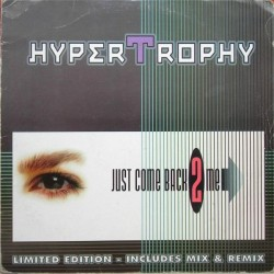 Hypertrophy – Just Come Back 2 Me (DIY)