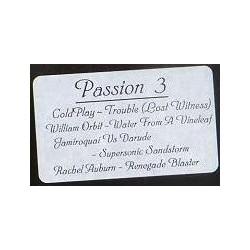 Various - Passion Vol. 3 (Rachel Auburn Vol.6¡¡)