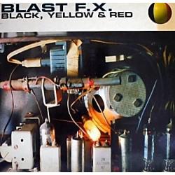Blast F.X. – Black, Yellow & Red