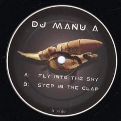 DJ Manu A ‎– Fly Into The Sky
