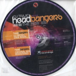 DJ Trajic ‎– Headbangers (The Remixes)