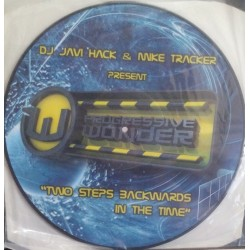 DJ Javi Hack & Mike Tracker ‎– Two Steps Backwards In The Time