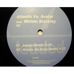 Atlantis vs Avatar  Feat. Miriam Stockley - Fiji(EDICIÓN ALEMANA,SONIDO BRUTAL¡¡¡¡)