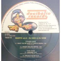 DJ Sek & DJ Sow – Marte Vol. 2