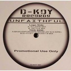 D-Koy – Unfaithful