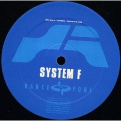 System F ‎– Out Of The Blue (Reef Recordings)
