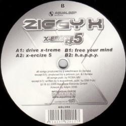 Ziggy X - X-Ercize 5 E.P.(EO CON 4 BUENAS MELODIAS)