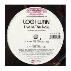 Logi Wan ‎– Live In The Now