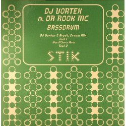 DJ Vortex Ft. Da Rook MC – Bassdrum