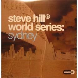 Steve Hill – World Series  Sydney