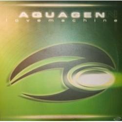 Aquagen - Lovemachine(TEMÓN MIGUEL SERNA,2 MANO,PELOTAZO CORTE B2'¡¡¡)