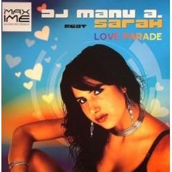 DJ MANU FT SARAH - LOVE PARADE