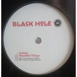 Andain – Beautiful Things (BLACK HOLE REC.)