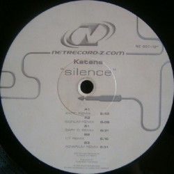 Katana – Silence (NET RECORDZ)
