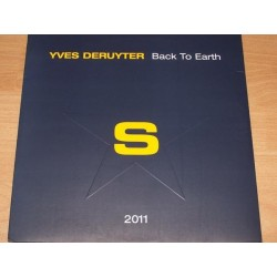 Yves Deruyter - Back To Earth(ORIGINAL EDICION ITALIANA¡¡)