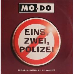 Modo – Eins, Zwei, Polizei (PLASTICA RECORDS)