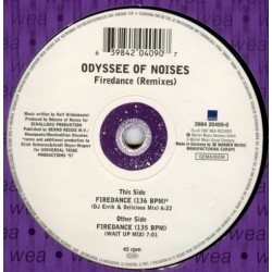 Odyssee Of Noises ‎– Firedance