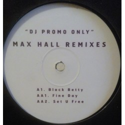 Max Hall Remixes