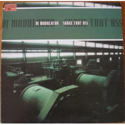 DJ Modulator – Shake That Ass (COLISEUM RECORDS)