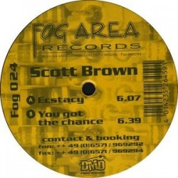 Scott Brown ‎– Ecstacy / You Got The Chance