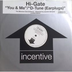 Hi-Gate – You & Me / D-Tune (Earplugs)