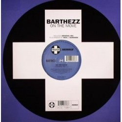 Barthezz ‎– On The Move (POSITIVA)