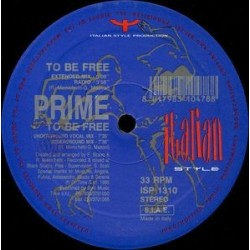 Prime  – To Be Free (ITALIAN STYLE)