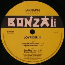 Joyrider III ‎– Army Of Darkness