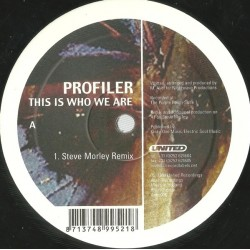 Profiler ‎– This Is Who We Are