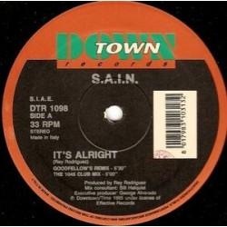 SAIN – It's Alright