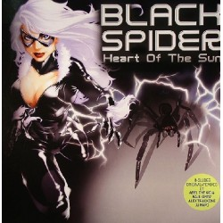 Black Spider ‎– Heart Of The Sun (Remixes)