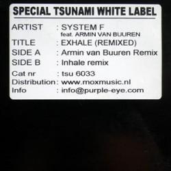 System F Feat. Armin van Buuren – Exhale (Remixed)