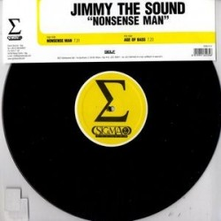 Jimmy The Sound ‎– Nonsense Man