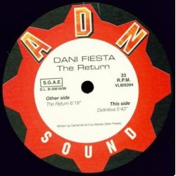 Dani Fiesta - The Return(2 MANO,PELOTZO¡¡)